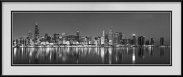 picture-of-chicago-skyline-at-night-black-white
