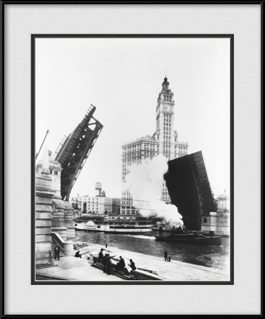 picture-of-wrigley-building-vintage-print