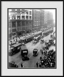 framed-print-of-historic-chicago-picture-chicago-street-cars