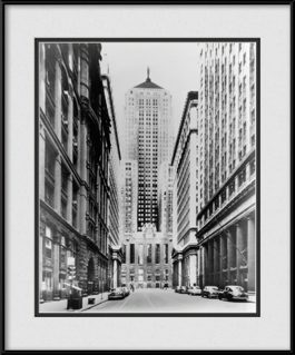 chicago-board-of-trade-framed-photo