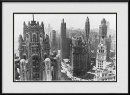view-to-grand-avenue-1930-historic-chicago-framed-picture