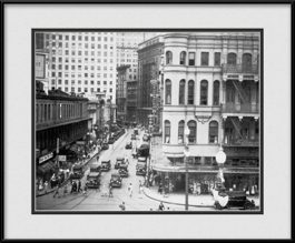 framed-print-of-downtown-near-dearborn-historic-chicago-picture