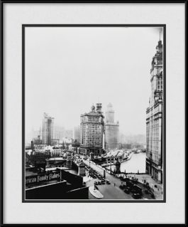 framed-print-of-view-from-tribune-building-historic-chicago