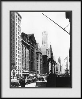 picture-of-michian-avenue-in-the-1930s-view-from-the-art-institute